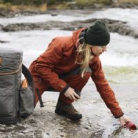 Fjallraven Vidda Pro Jacket W - Autumn Leaf